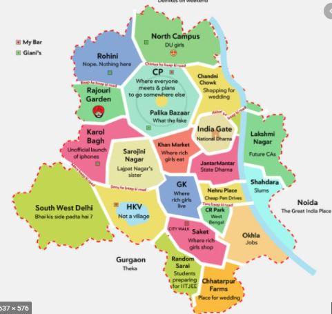 Delhi Land Records