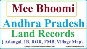 Meebhoomi AP land-records